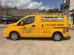 Palm Beach Vehicle Wraps NV 200 van 3 driver side 300x225