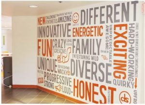 Custom Vinyl Wall Graphics
