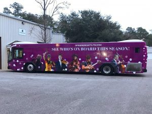 Bus Wraps bus wrap full vehicle vinyl graphics custom 300x225