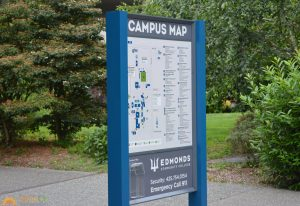 Post & Panel Signs map directory wayfinding outdoor post panel 300x206
