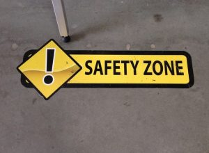 Floor Signs & Graphics safety floor vinyl graphics 300x220