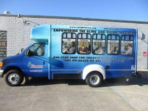 Bus Wraps van bus wrap vehicle vinyl outdoor full 300x225